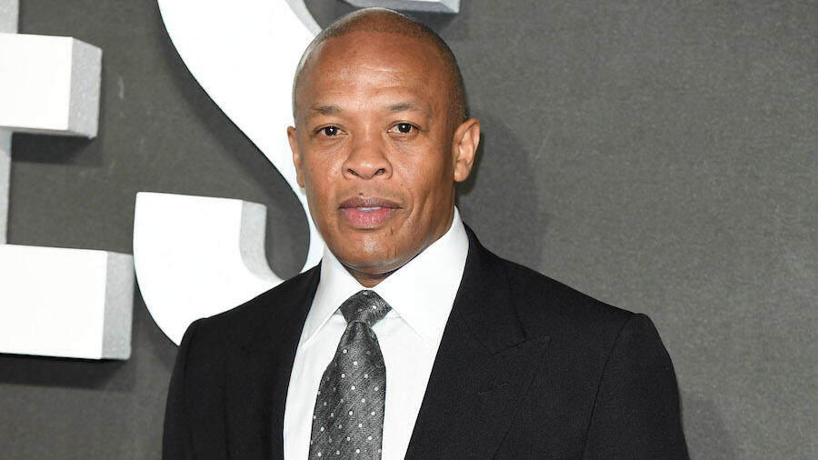 Dr. Dre Looks To Be Doing Well In 1st Photo After Suffering Brain Aneurysm