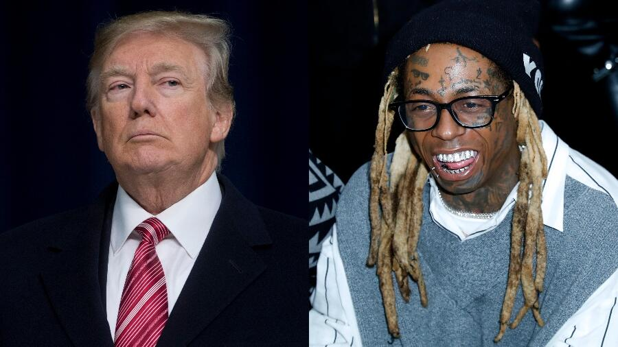 Trump Administration Preparing Paperwork For Lil Wayne Pardon: Report