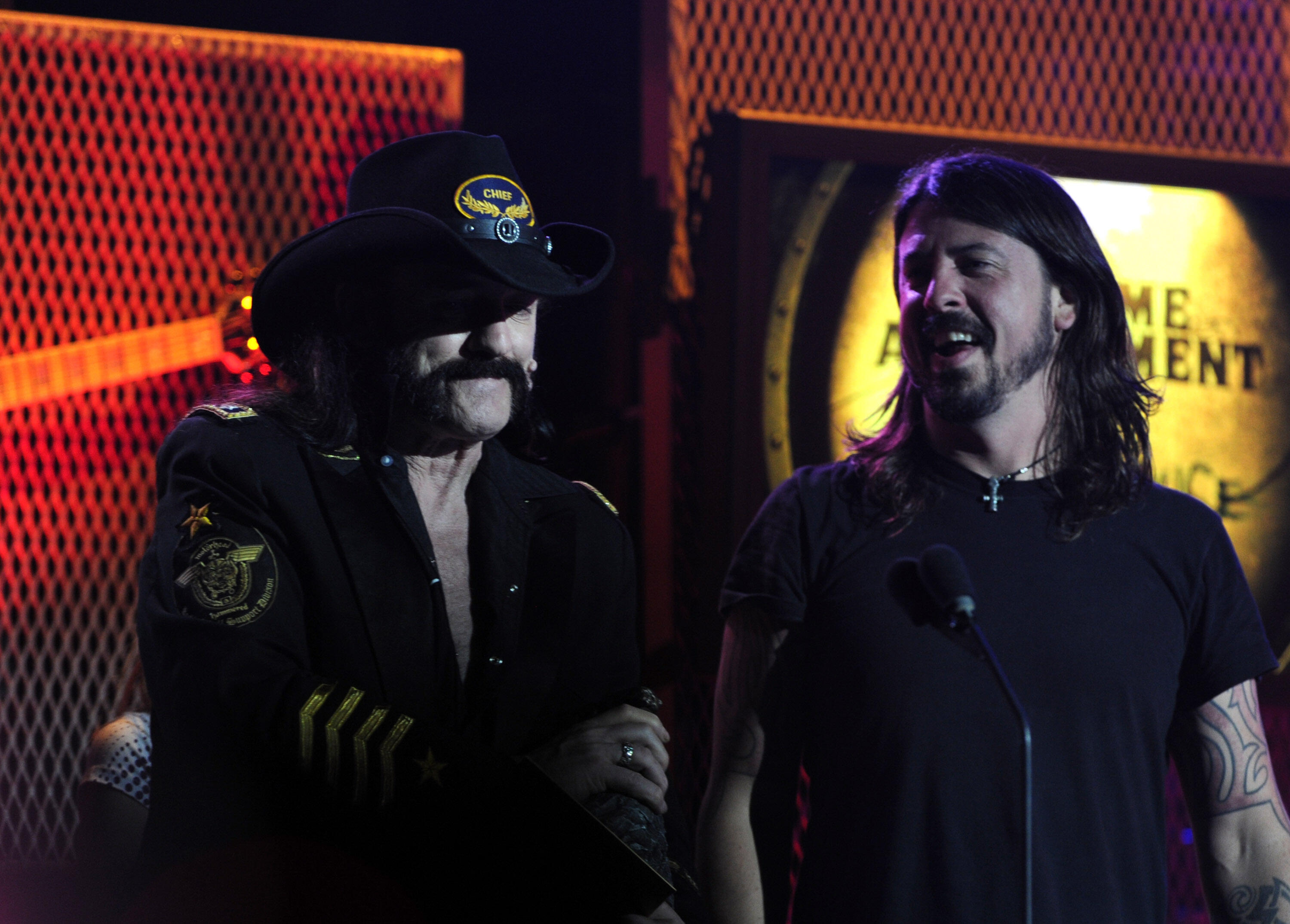 Dave Grohl Recalls Harrowing Visit To Lemmy Kilmister's 'Disgusting' Home