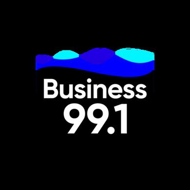 Business 99.1 logo