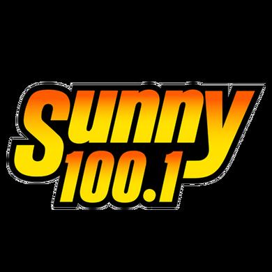 Sunny 100 Columbus logo