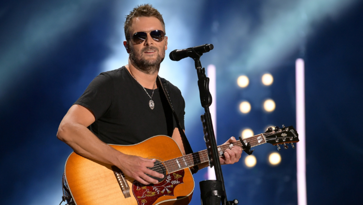 Eric Church To Release Triple Album, 'Heart & Soul'