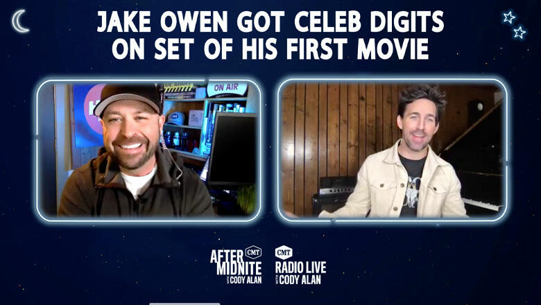Jake Owen Highlights Acting Role In New Movie 'Our Friend'
