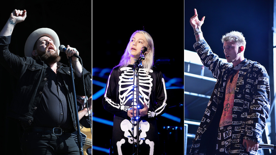 MGK, Nathaniel Rateliff And Phoebe Bridgers To Make 'SNL' Debuts This Year