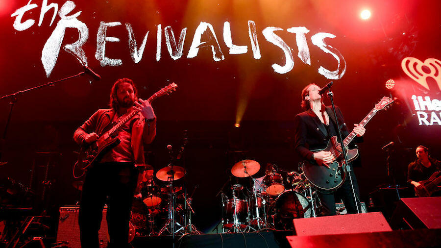The Revivalists Reveal 'Moment' That Made Them Feel 'Lucky To Be Musicians'