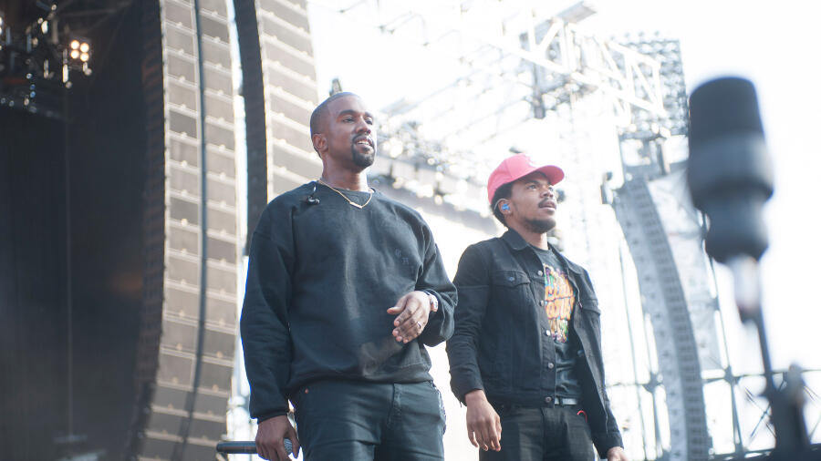 Kanye West Goes Off On Chance The Rapper In Leaked Studio Footage