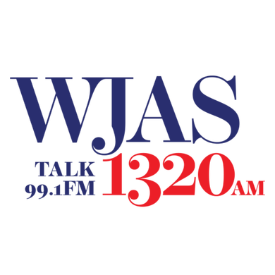 WJAS 1320 AM logo