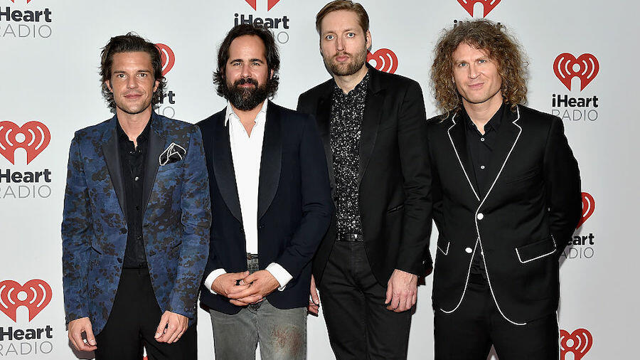 The Killers Confirm Their New Album Is 'Finished' And 'Coming This Year'