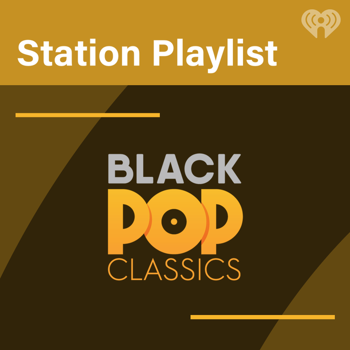 Black Pop Classics Playlist
