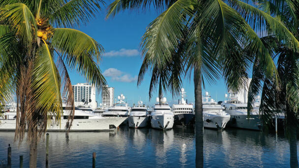 63rd Annual Ft. Lauderdale International Boat Show Begins Today