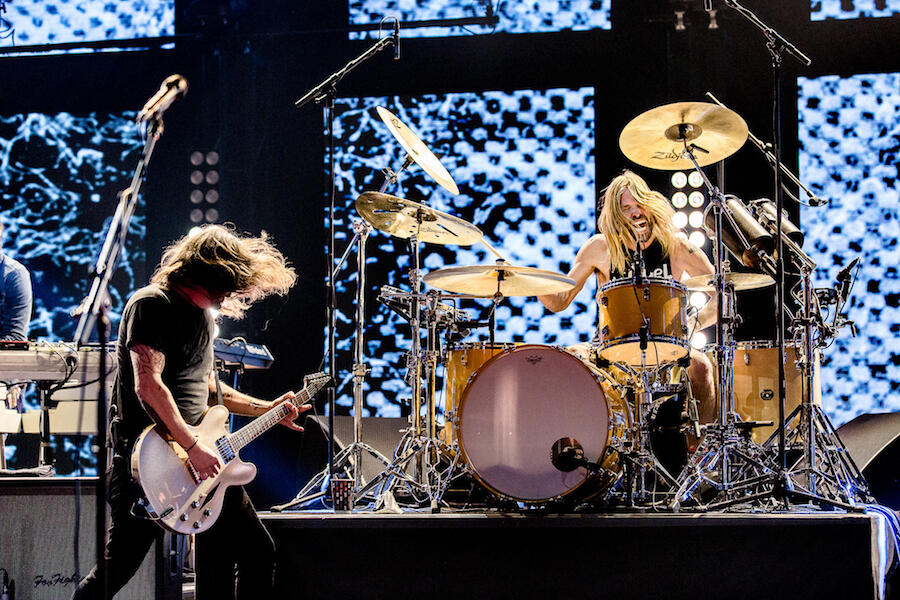 Foo Fighters Shred Through High-Energy Set At iHeartRadio ALTer EGO 2021 | iHeartRadio