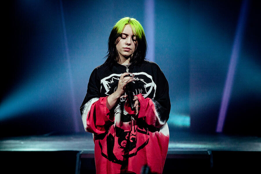 Billie Eilish Closes iHeartRadio ALTer EGO 2021 With Dreamy Performance | iHeartRadio