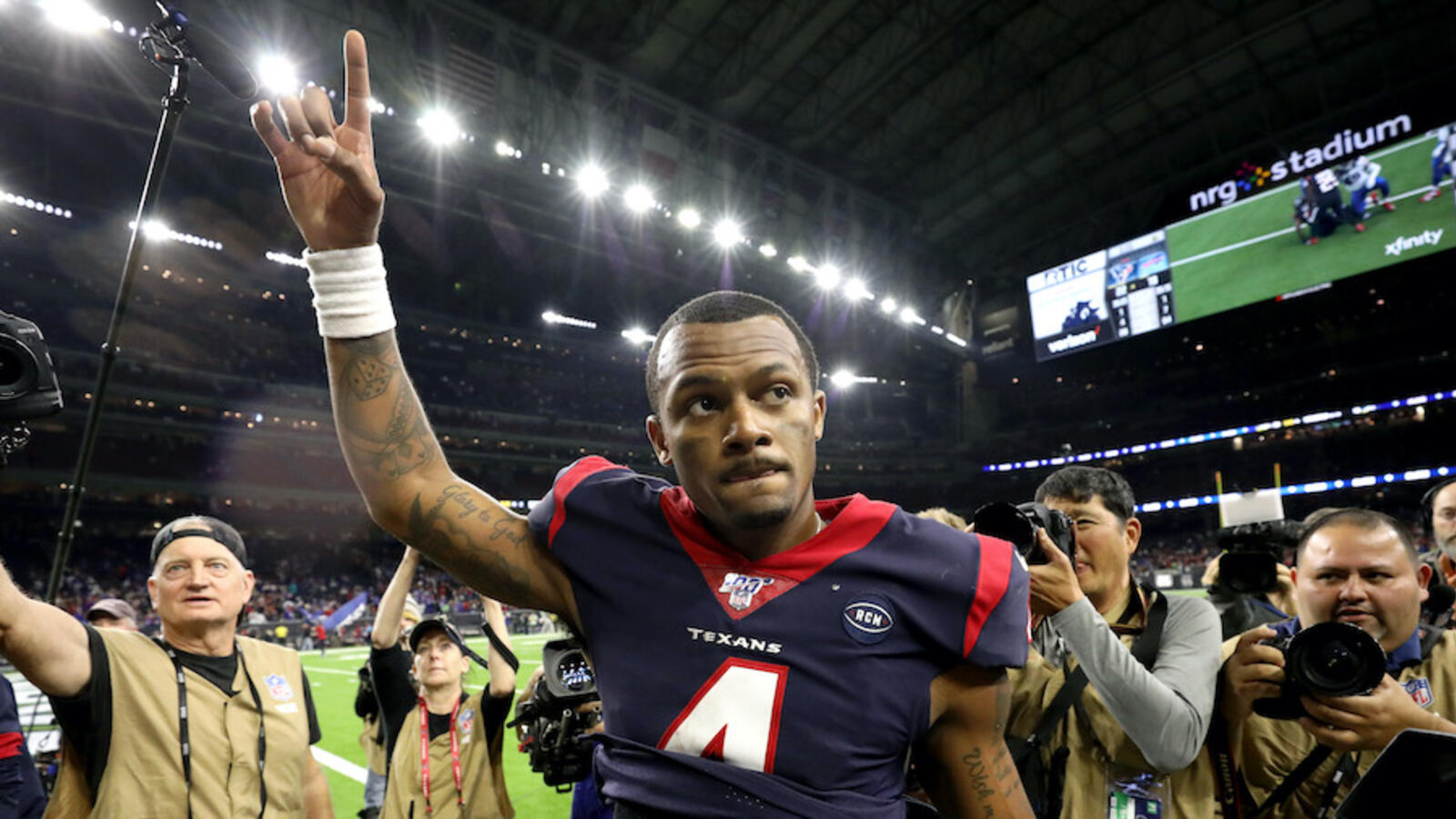 Blockbuster Deshaun Watson Trade Could Be 'Done This Week': Report