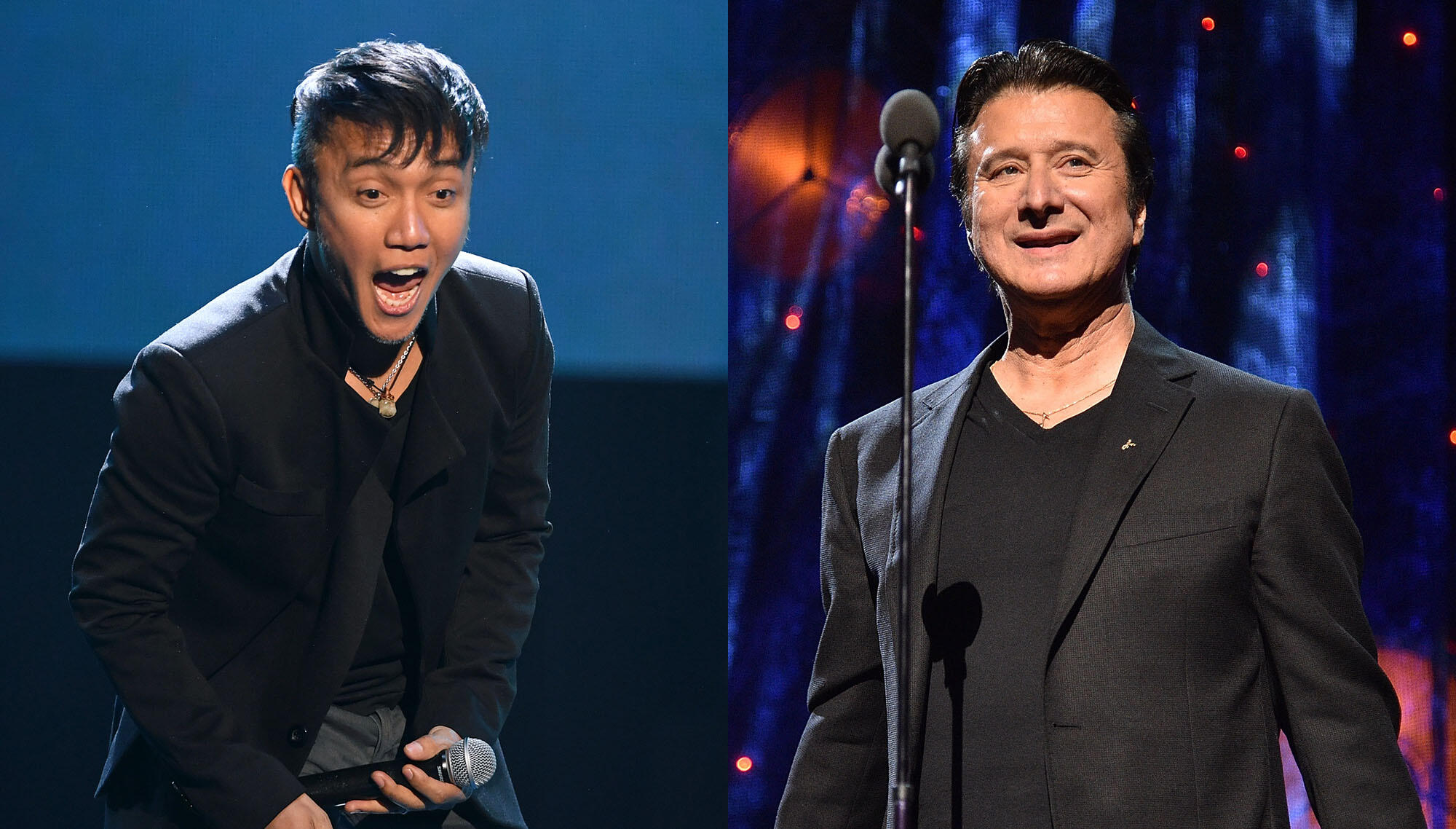 Arnel Pineda Dreams Of One Day Seeing Journey Reunite With Steve Perry