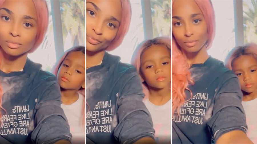 Ciara & Mini-Me Daughter Get In On Saweetie, Doja Cat's 'Best Friend' Fun