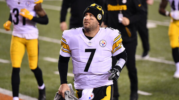 Ben Roethlisberger Says Daughter Helps Him Learn Steelers' New Offense