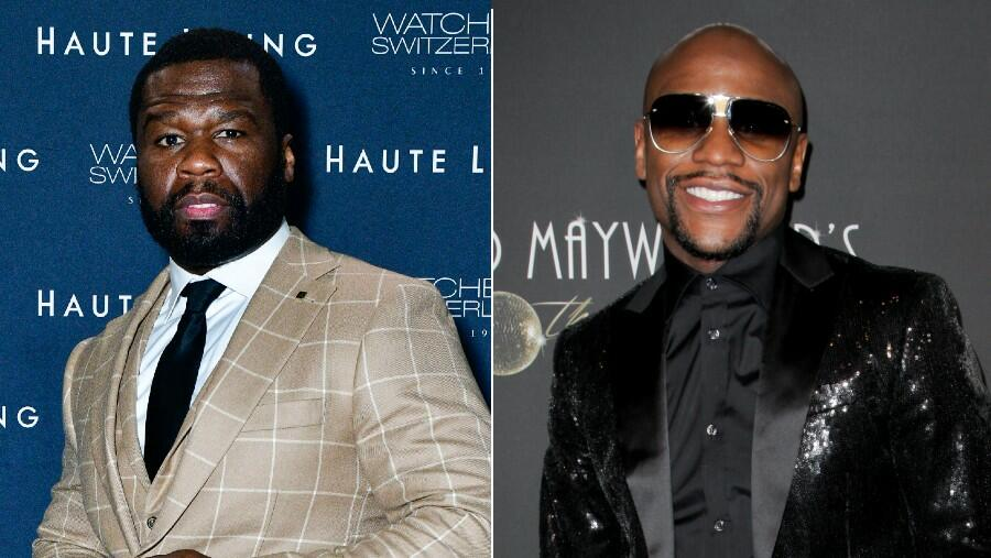 50 Cent Would Fight Floyd Mayweather In Boxing Match But There's One Issue