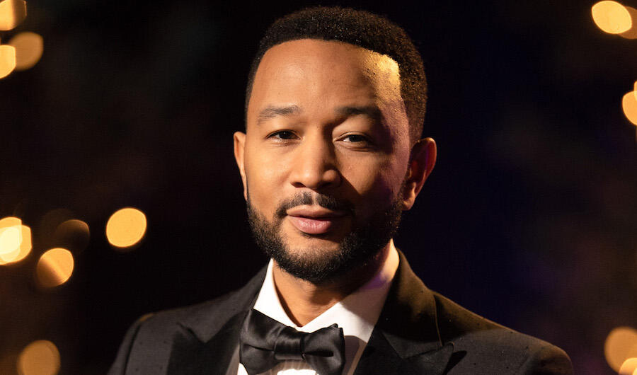 John Legend Mourns The Loss of His Grandmother In Heartfelt Tribute