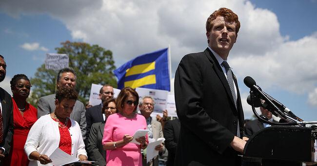 Joe Kennedy transgender rights