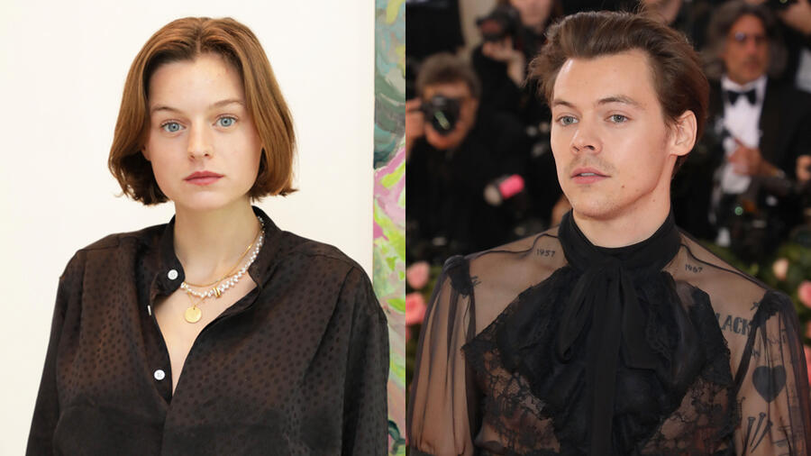 Harry Styles Lands Queer Role Opposite 'The Crown's Emma Corrin In New Film