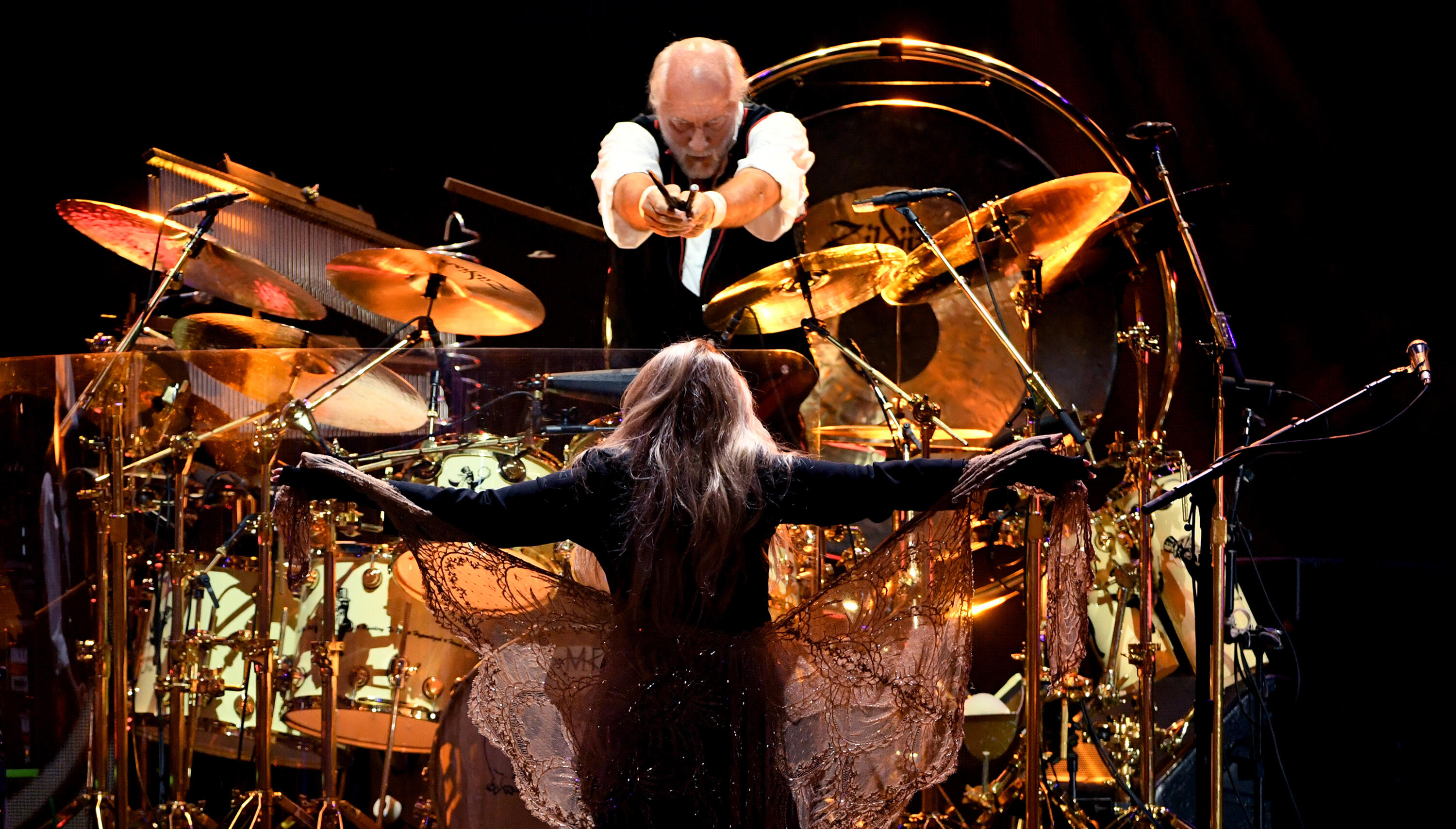Mick Fleetwood Says His Drug Problem Was By Far The Worst In Fleetwood Mac