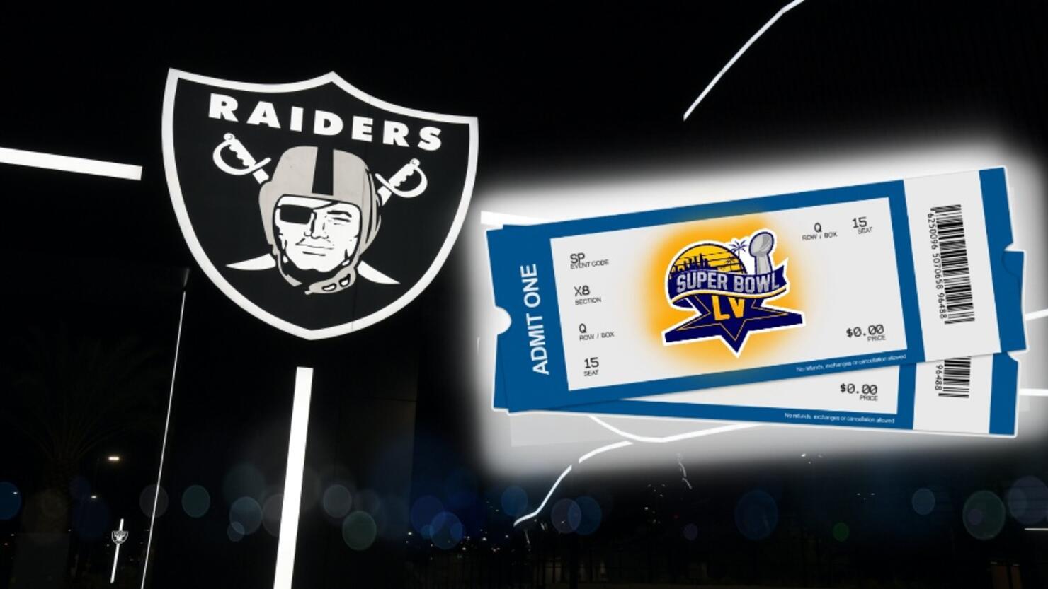 Allegiant Stadium Prepares To Host First Las Vegas Raiders Home Game
