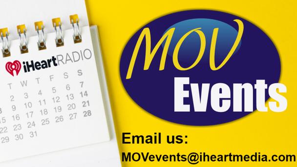 MOV Events Calendar