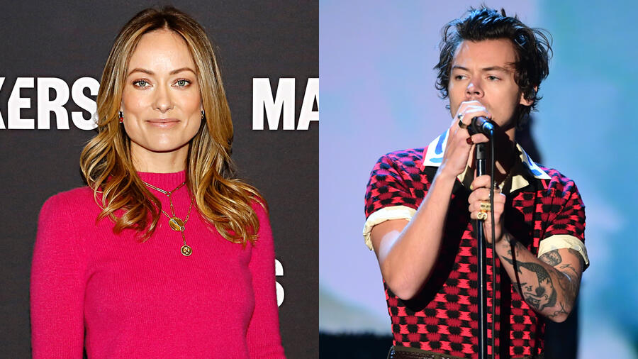 Olivia Wilde Is 'Very Happy' With Harry Styles: 'They Seem Very Serious'