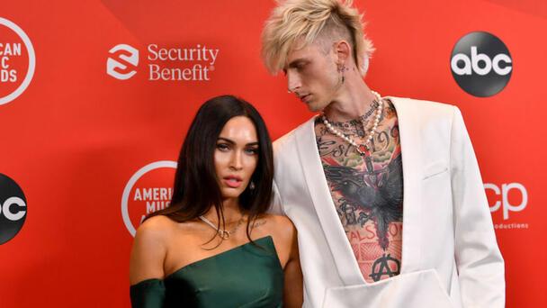 Machine Gun Kelly Reveals That Megan Fox Is His First Love