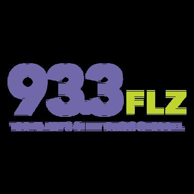 93.3 FLZ logo
