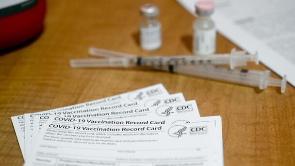 Several Southern States Among Nationwide Rise In COVID-19 Vaccinations: CDC