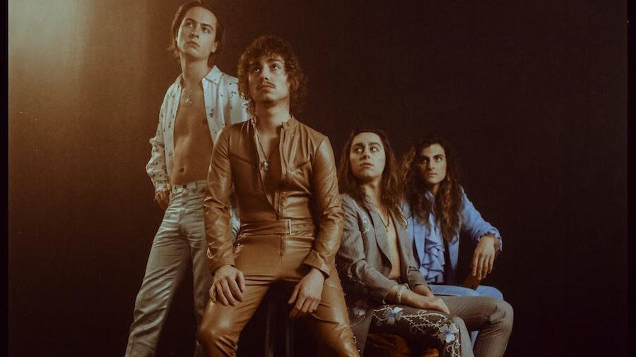 Greta Van Fleet Share Slow-Burning New Song 'Broken Bells'