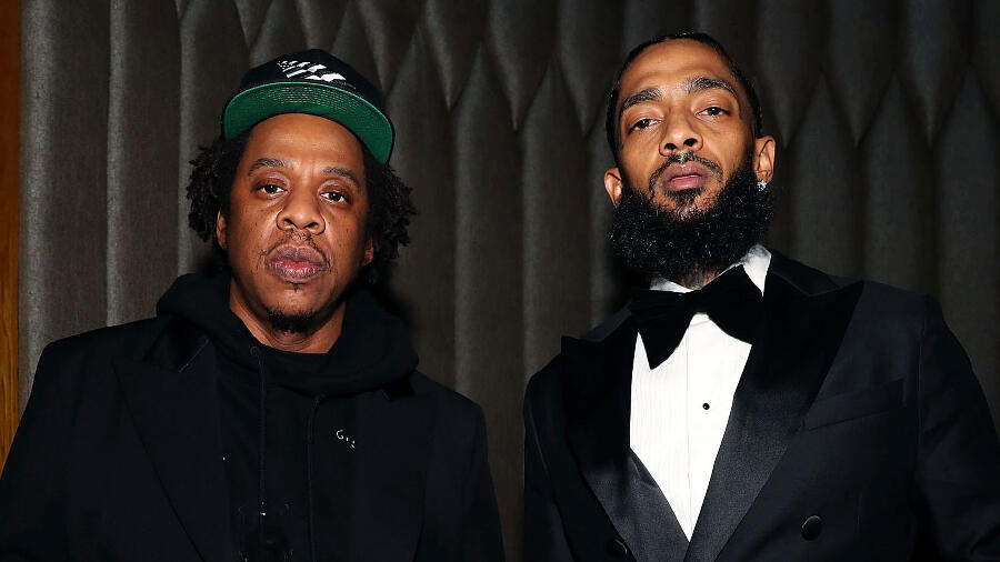 Listen To JAY-Z & Nipsey Hussle's New Song 'What It Feels Like'
