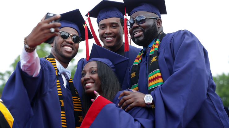 Black Colleges Fight To Regain Years Of Overdue Funding