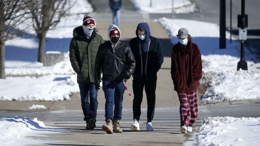 UMass Amherst Bans Students From Leaving Dorms For Walks Amid COVID Spike