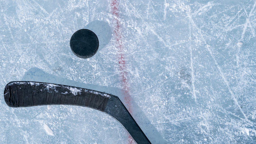 WATCH: Teammates Gather For HS Hockey Player Battling Spinal Cord Injury