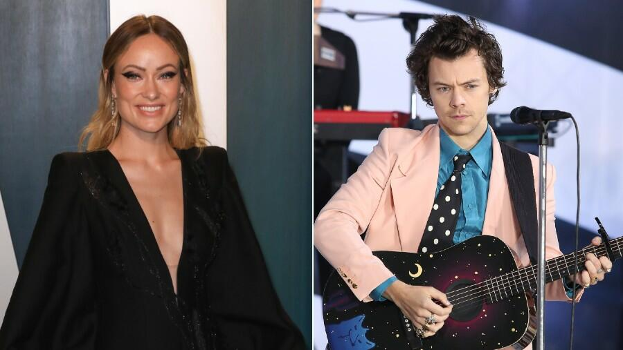 Olivia Wilde Praises Harry Styles For Doing Something Male Actors Won't Do