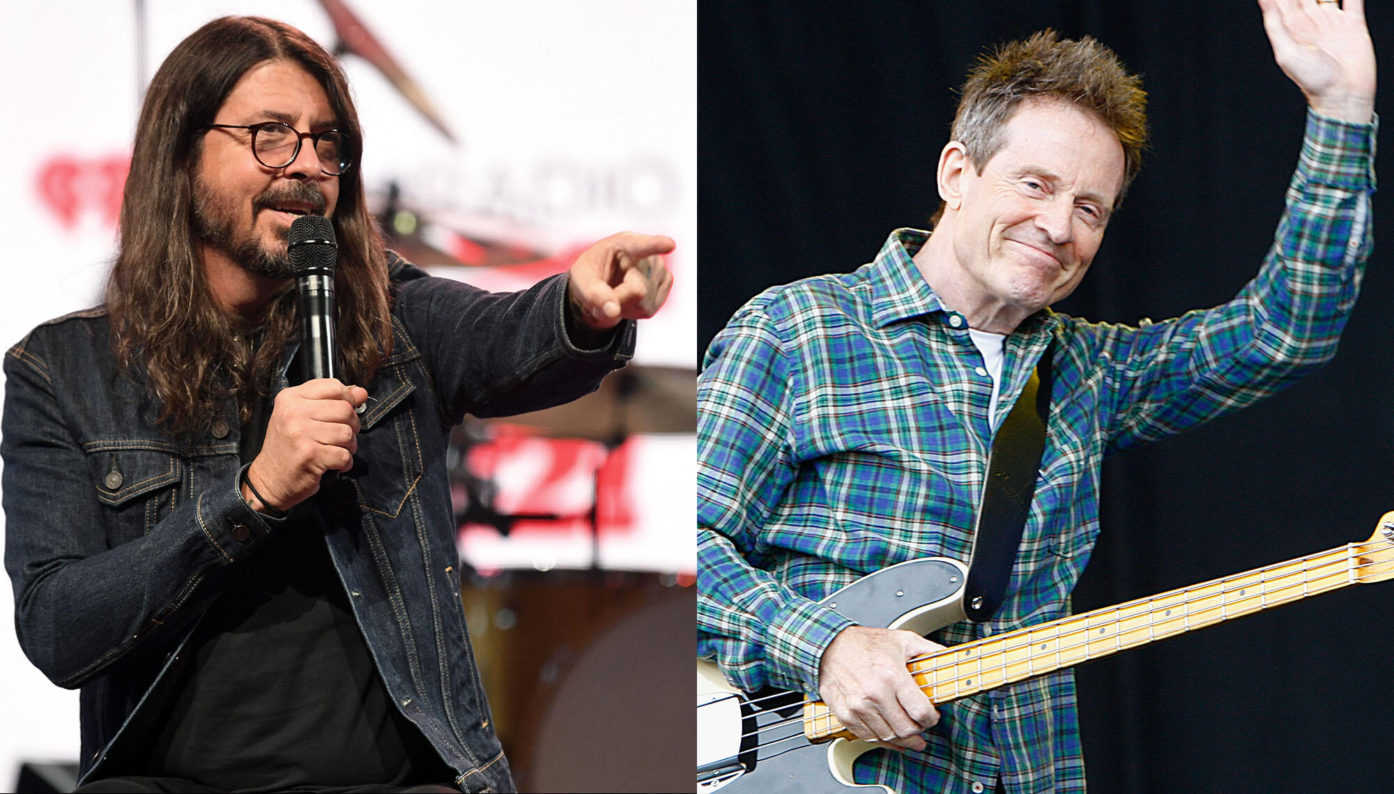 Dave Grohl Still Hopes To Reunite With John Paul Jones In His 'Dream Band'