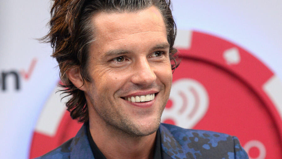 Brandon Flowers To Undergo Shoulder Surgery After Getting In Bike Accident