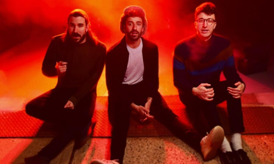 AJR Share New Song 'Way Less Sad' From Upcoming New Album 'OK Orchestra'