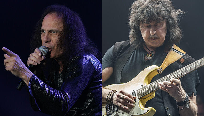 Dio Autobiography Details Clashes With Ritchie Blackmore, Black Sabbath