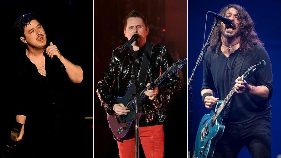 Foo Fighters, Mumford & Sons, Muse And More Donate Gear For Charity Raffle