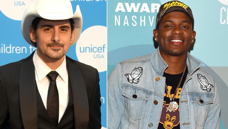 Jimmie Allen + Brad Paisley Find Freedom In New Song
