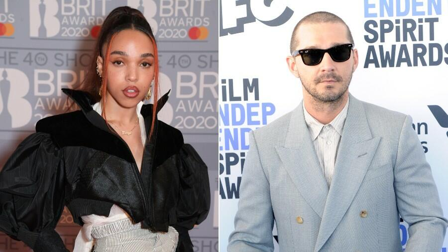 FKA Twigs Says Shia LaBeouf Would Shoot Stray Dogs To Prep For Acting Roles