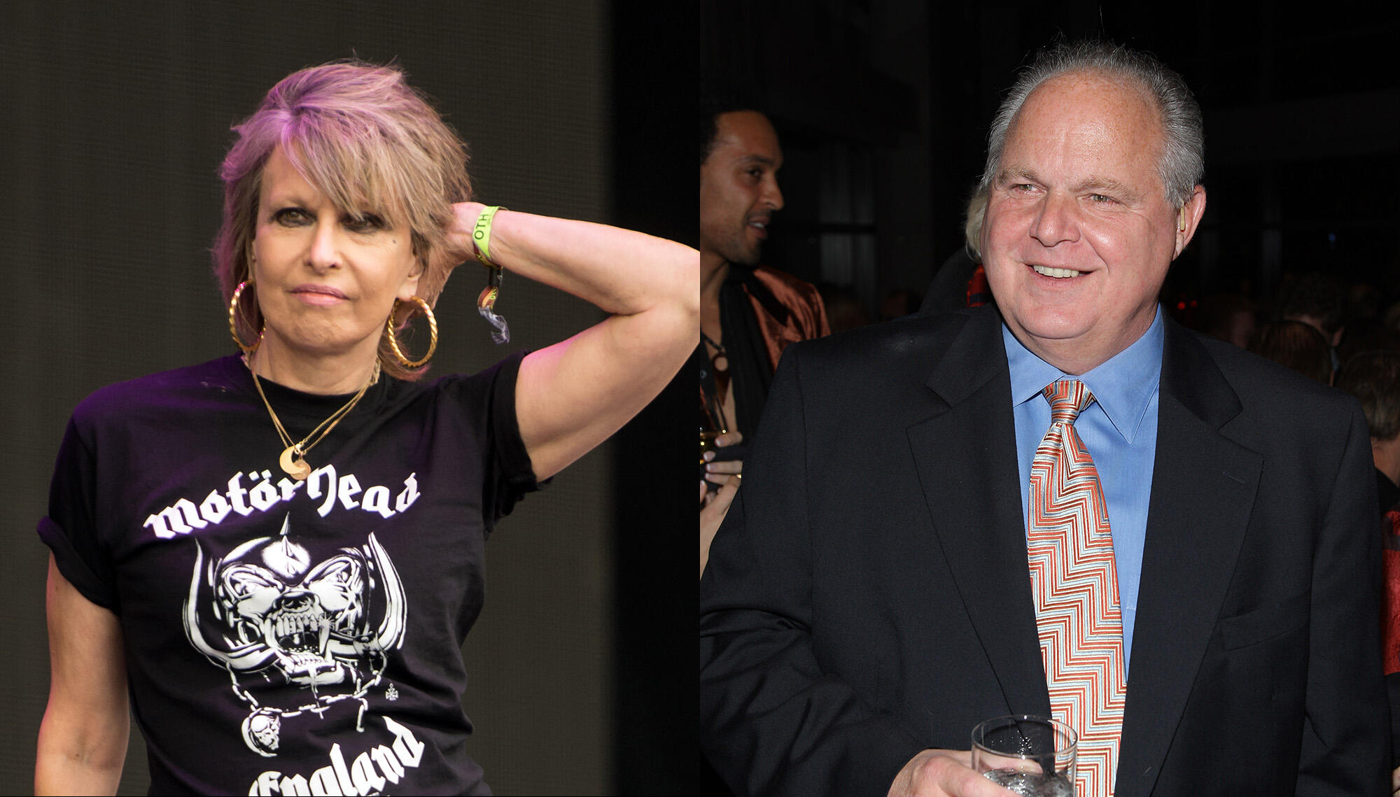 Chrissie Hynde Once Made Rush Limbaugh Donate $100,000 To PETA