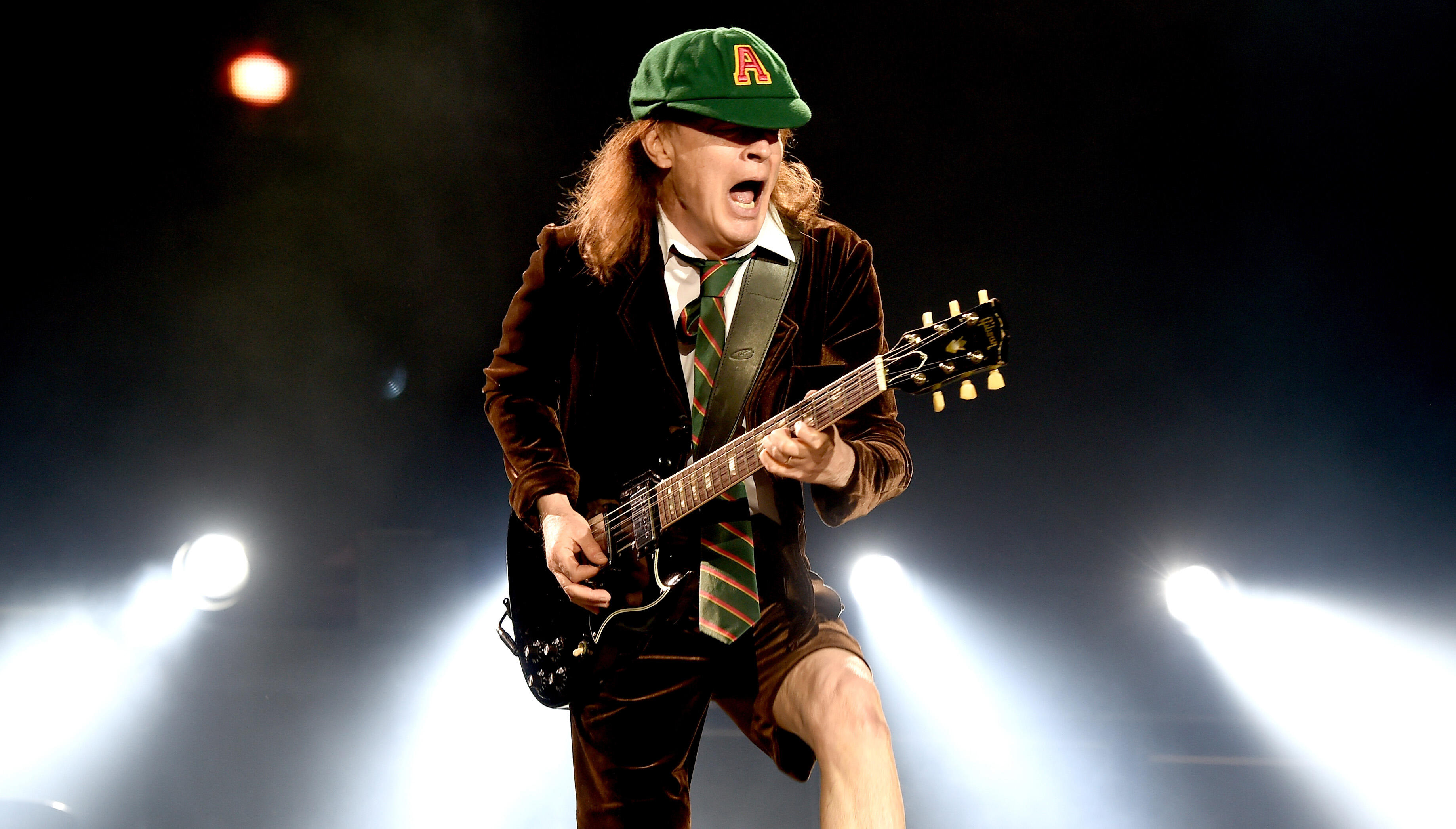 AC/DC's 'PWR/UP' Reunion Was An Easy Sell To Band Members, Says Angus Young