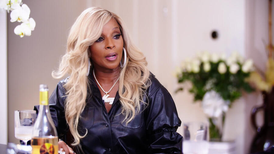 Mary J. Blige Reacts To Kamala Harris Using 'Work That' After Election Win