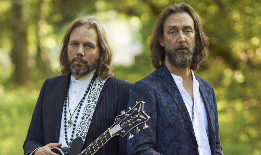 The Black Crowes Celebrating 30th Anniversary During Exclusive Show