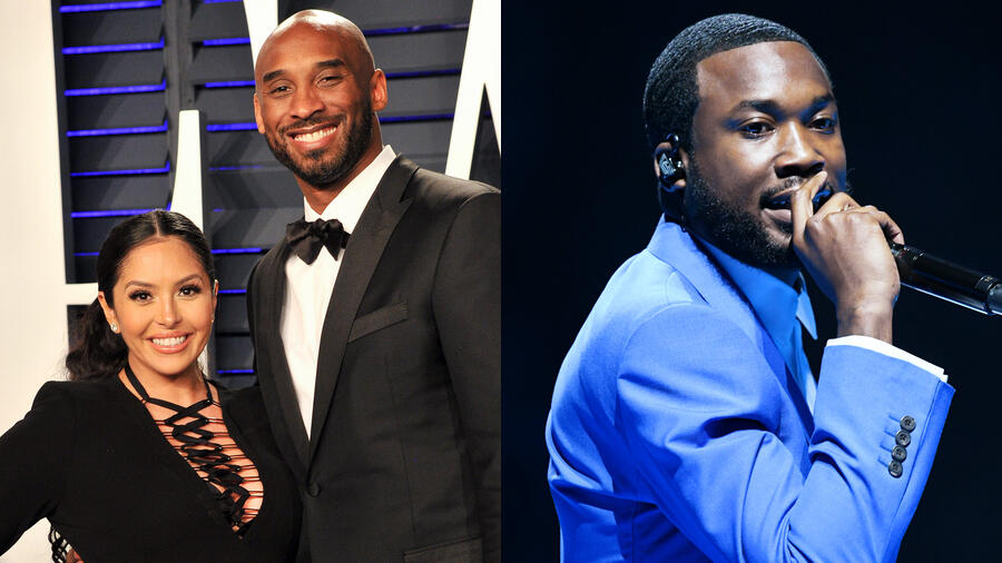 Vanessa Bryant Calls Out Meek Mill Over 'Extremely Disrespectful' Kobe Line