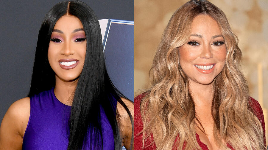 Cardi B Talks New Music, Her Rise To Fame & More With Mariah Carey